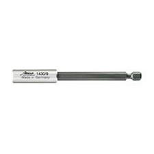 """NG NS 14301045  Magnetická upínka bitů pro bity s 1/4"""" upnutím, C 6,3, velikost 100mm E 6,3"""