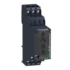 SCHN RM22TR33 Kontrolní relé, 3fázové sítě, sled/výpadek f., podpětí, přepětí, 304…576 V AC RP 0,11k