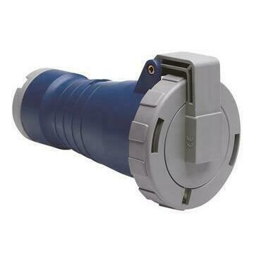 ABB 2CMA166584R1000 Průmyslové vidlice a z. Zásuvka spojovací, 3p., 32 A, IP67, 6 h