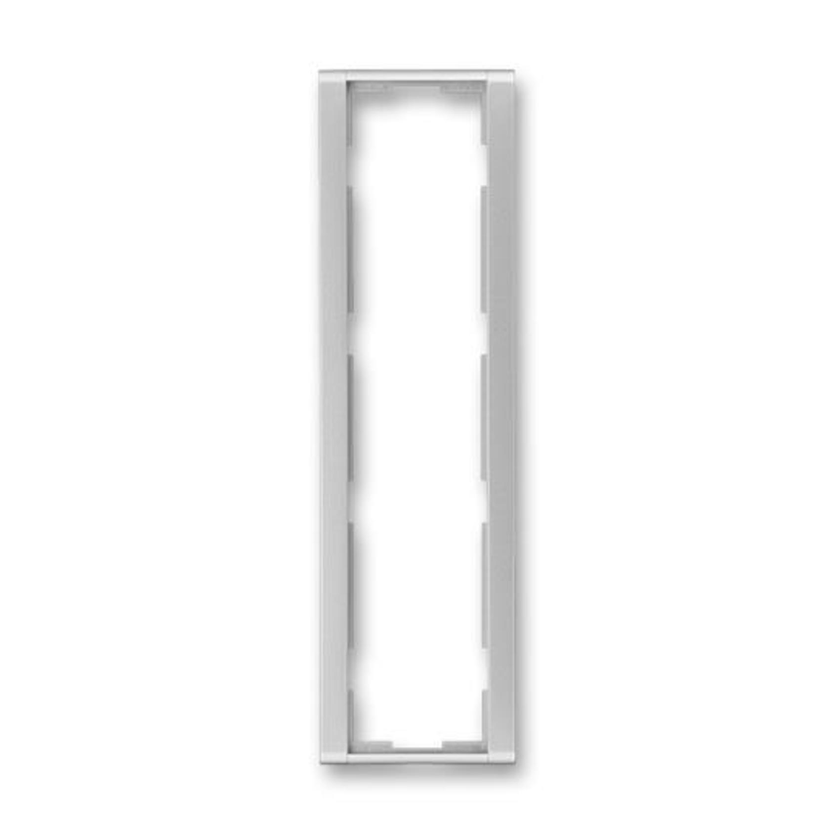 ABB 3901F-A00141 08 Time Rámeček čtyřnásobný, svislý