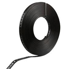 EL 1000404 Montážní páska MP 12x0,75mm, kovová (pozink.) + poplastovaná, perforovaná, 10m /1000201