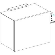 SCHN KSA630ABG4 Koncová napájecí skříň 500-630 A levá RP 26,4kč/ks