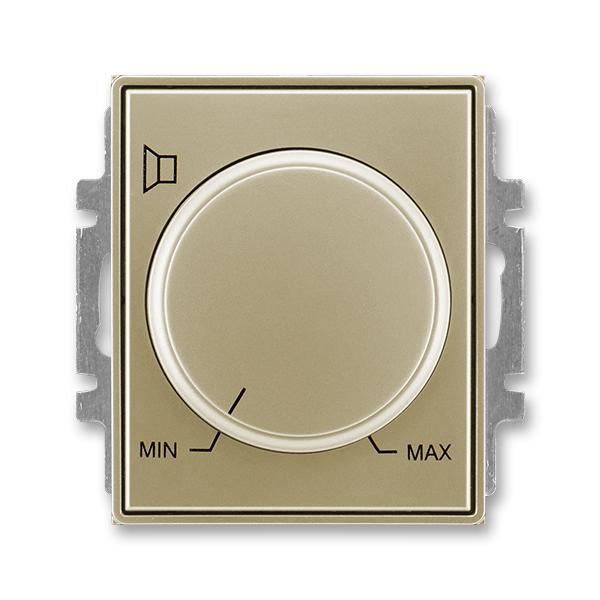 ABB 5016E-A10100 33 Time Regulátor hlasitosti 100 V, s krytem