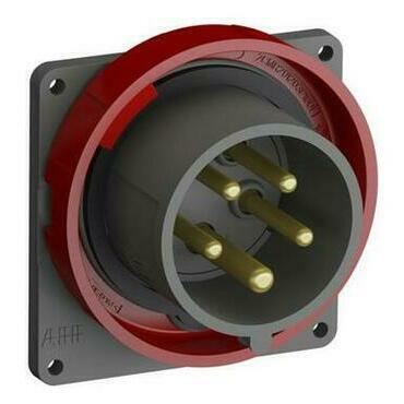 ABB 2CMA101270R1000 Průmyslové vidlice a z. Přívodka vestavná 16A - 5p., IP67, 6 h