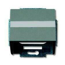 ABB 2CKA001724A4292 Solo Kryt zásuvky komunikační, s popisovým polem (pro nosnou masku)