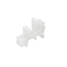EL 1000016 Držák (nosník) NSCHT 2 svorkovnice N/PE - (pro NSCH 8x8, 6,5x9), na DIN lištu /88233008