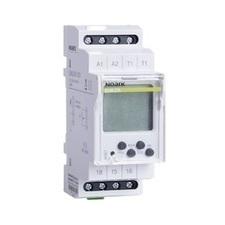 NOARK 110561 Ex9LDS 1CO 230V Instalační soumrakový spínač, digitální, 1 kanálový s 1 CO kontaktem, 2