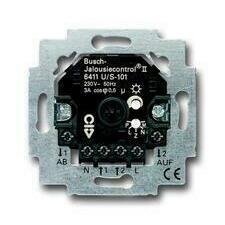 ABB 2CKA006410A0380 Přístroje Přístroj spínače žaluziového elektronického (typ 6411 U/S-101)