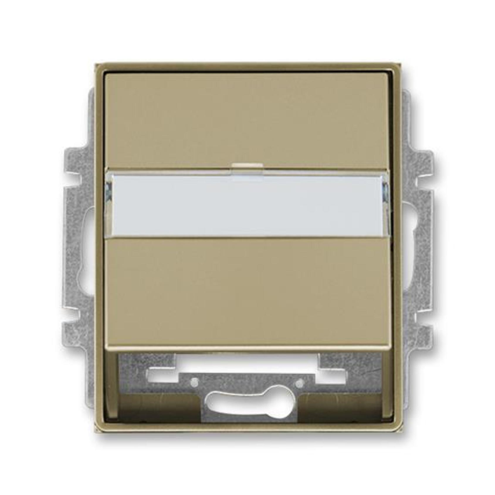 ABB 5014E-A00100 33 Time Kryt zásuvky komunikační (pro nosnou masku)