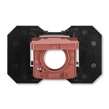 ABB 5530A-A67107 R2 Tango Zásuvka centrálního vysávání, se základnou