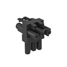 VB-T GST18i3p Rozvodnicový blok tvaru T