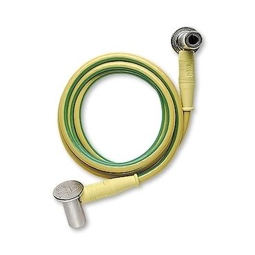 ABB 0299-0-0032/3 Kabel propojovací, pro ochranné pospojování, délka 3 m Zdravotnictví