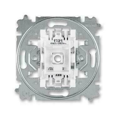 ABB 3559-A21345 Přístroje Přístroj spínače jednopólového, řazení 1, 1So, 1S
