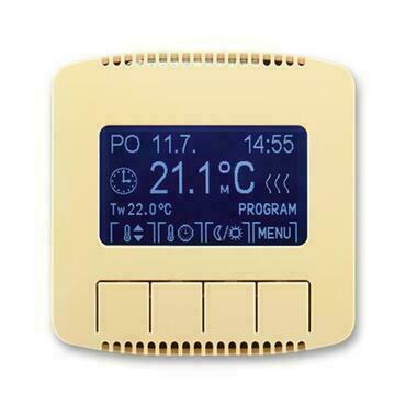 ABB 3292A-A10301 D Tango Termostat univerzální programovatelný (ovládací jednotka)