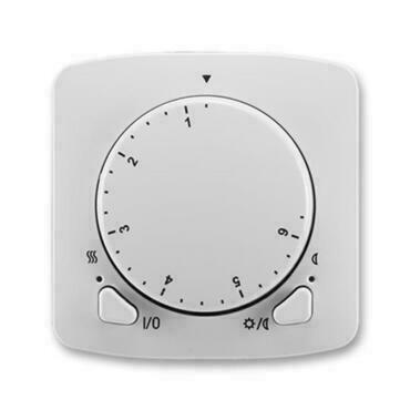 ABB 3292A-A10101 S Tango Termostat univerzální s otočným nastavením teploty (ovl. jednotka)