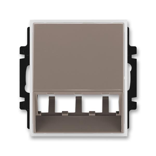 ABB 5014E-A00400 26 Time Kryt pro šikmé osvětlení s LED nebo pro prvky Panduit Mini-Com