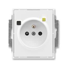 ABB 5526E-A02369 03 Element Zásuvka bezpečnostní s proudovým chráničem FI-DOS