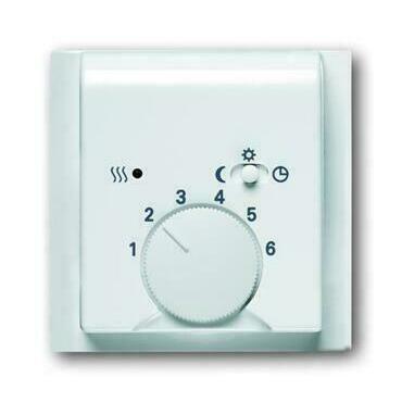 ABB 2CKA001710A3577 Impuls Kryt termostatu prostorového, s otočným ovládáním
