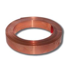 Páska měděná uzemňovací ZS 16 - délka 0,5 m