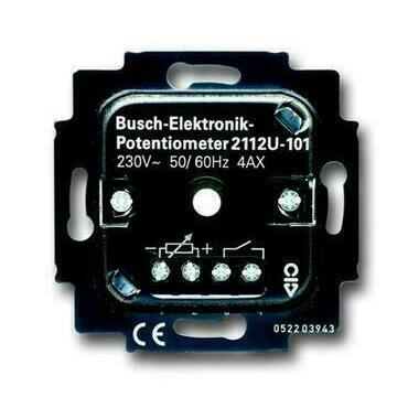 ABB 2CKA006599A2035 Přístroje Přístroj potenciometru elektronického, s otoč. ovládáním (typ 2112 U-1