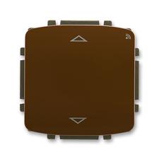 ABB 3299A-A33108 H Tango Spínač žaluziový s krátkocestným ovladačem, s RF přijímačem, 868 MHz