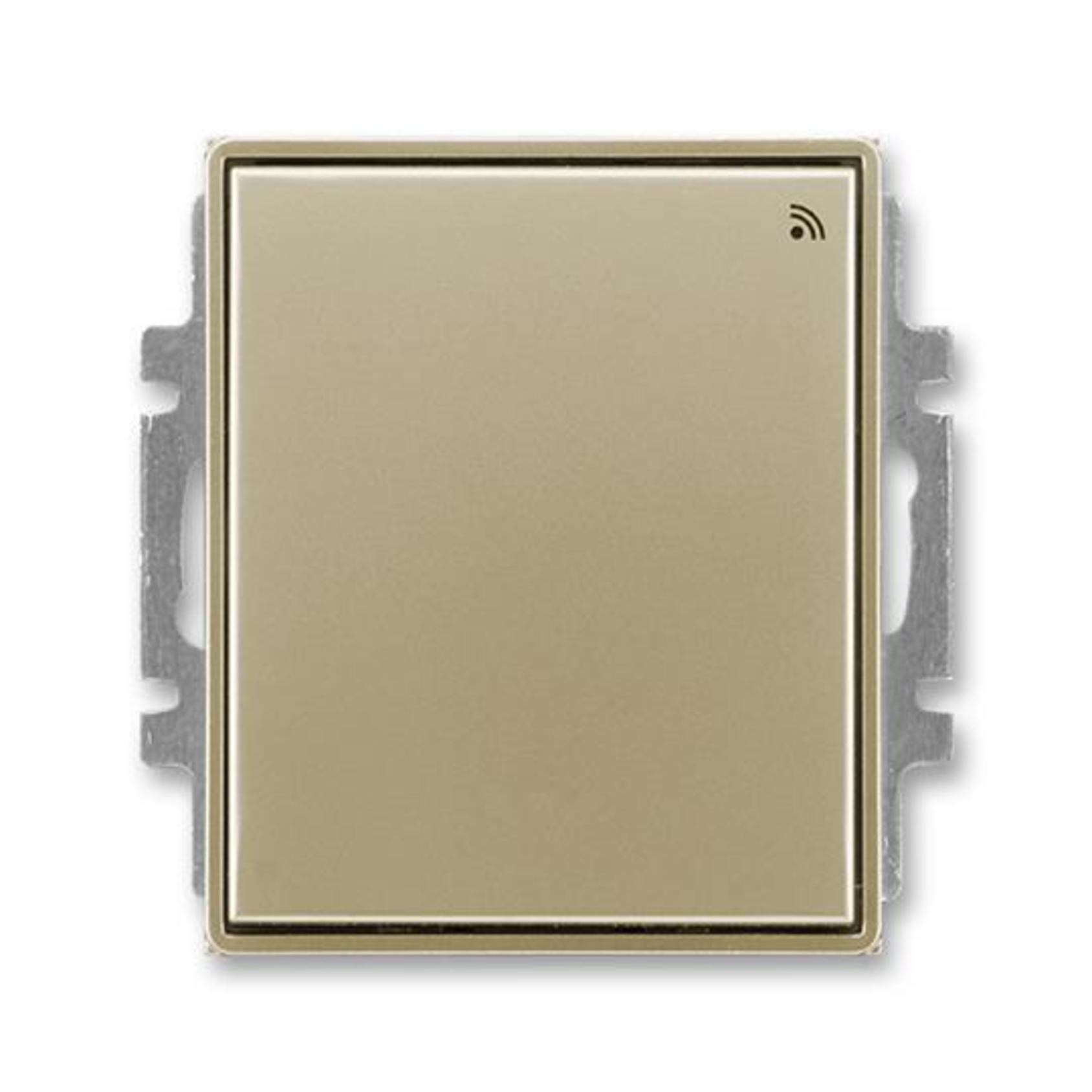ABB 3299E-A23108 33 Time Spínač s krátkocestným ovladačem, s přijímačem RF signálu, 868 MHz