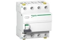 SCHN A9Z05440P Proudový chránič IDK 4P- 40A- 30mA-  AC- 6kA PROMO RP 0,39kč/ks (poukázka CCS 200Kč)