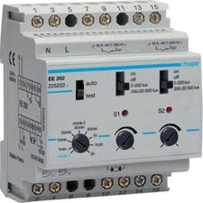 HAG EE202 Soumrakový spínač komfort 2-kanál. 2-200/200-20000