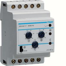 HAG EK187 Multifunkční termostat (0C - +30C)