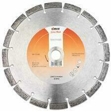 CIMCO 208762 Diamantový řezný kotouč na dlaždice - 230 mm