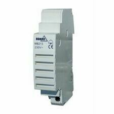 DAM modulový zvonek MB213 230V