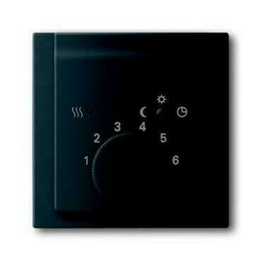 ABB 2CKA001710A3919 Impuls Kryt termostatu prostorového, s otočným ovládáním