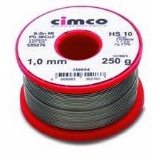 CIMCO 150052 Letovací drát o 1 mm (100 g)