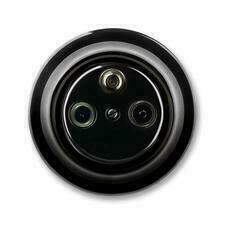 ABB 5011K-C00403 N Decento Zásuvka televizní, rozhlasová a satelitní, koncová