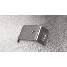 wpr2656 PTA-USI-2-SS nerez. příchytka SIMPLE U2 pro pásy do š. 13 mm, pro 2 šrouby M4, š: 25 mm