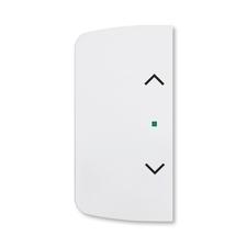 ABB 6220A-A02002 B free@home Kryt 2násobný levý/pravý, symbol žaluzie