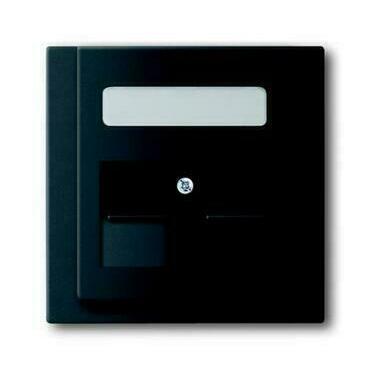 ABB 2CKA001753A0160 Impuls Kryt zásuvky komunikační, s krycími clonkami (pro 2 zásuvky)