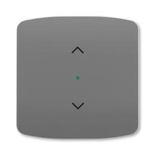 ABB 6220A-A01002 S2 free@home Kryt 1násobný, symbol žaluzie