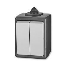 ABB 3553-05929 S Přepínač sériový, řazení 5, IP44 IPxx