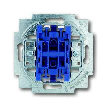 ABB 2CKA001012A1309 Přístroje Přístroj spínače žaluziového kolébkového (1+1 s blokováním)
