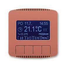 ABB 3292A-A10301 R2 Tango Termostat univerzální programovatelný (ovládací jednotka)