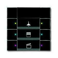ABB 2CKA006135A0156 KNX Prvek ovládací 3- / 6násobný s IR rozhraním