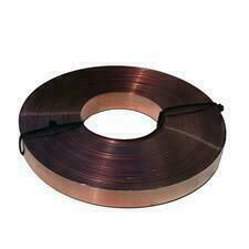 MOREK MME050CU01 Zemnicí Cu páska 0.3x15 mm (50m)