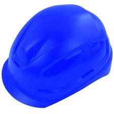 Elektrikářská ochranná helma modrá vel 52 - 61 cm