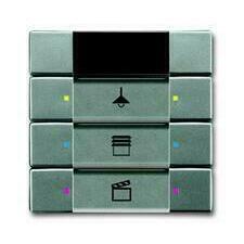 ABB 2CKA006135A0163 KNX Prvek ovládací 3- / 6násobný s IR rozhraním