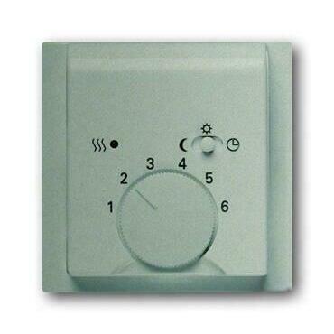 ABB 2CKA001710A3579 Impuls Kryt termostatu prostorového, s otočným ovládáním