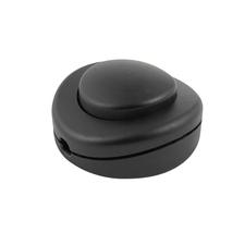 EL 1000485 Vypínač plastový nožní (350/VP/T) - černý, 1pol.