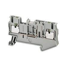 SCHN NSYTRP22TB Push-in svorka rozpojovací, 2 body 2,5mm2 šedá (obj. mn. 50ks) RP 0,01kč/ks