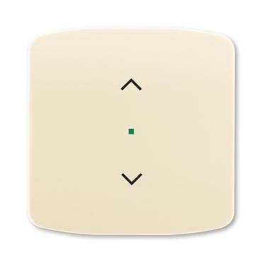 ABB 6220A-A01002 C free@home Kryt 1násobný, symbol žaluzie