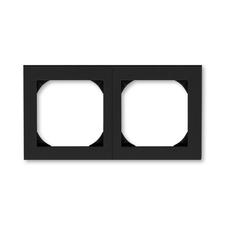 ABB 3901H-A05520 63 Levit Rámeček dvojnásobný s otvorem 55x55
